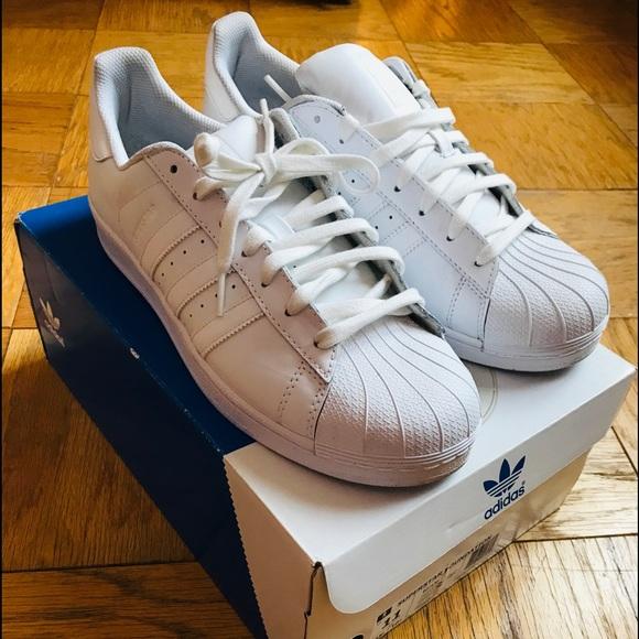adidas Original Superstar Foundation Sneaker White